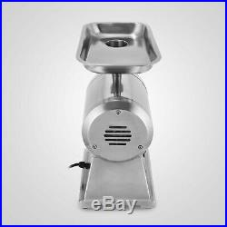 1.5HP 1100W Commercial Meat Grinder Sausage Stuffer 220RPM heavy duty Automatic
