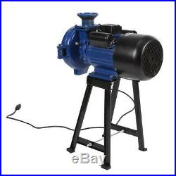 110V Electric Mill Grinder Cereals Corn Grain Coffee Wet Dry Wheat Feed + Funnel
