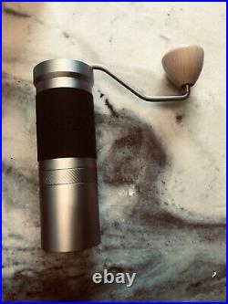 1Zpresso JX Pro Light Grey Manual Coffee Grinder Espresso Stainless Steel Burr