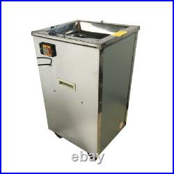 220V Commercial Meat Grinder Feed Processer Bone Crushing Machine Mincer 2200W