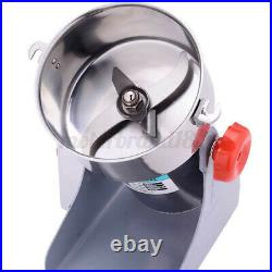 700G Dry Food Grinder Electric Grains Spices Hebals Cereal Mill Grinding