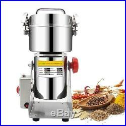 700g Grains Spices Hebals Cereals Coffee Dry Food Grinder Mill Grinding Machine