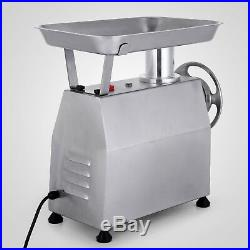 800w Meat Grinder Electric 551lbs/h Industrial Meat Grinder