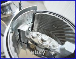 Auto Electric Hammer Mill Herb Grain Grinder Pulverizer Powder Machine Kitchen