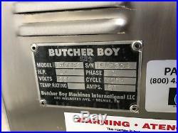 BBTCA 82-SS3 Table Top Meat Grinder Unger 3