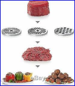 BOSCH MFW67440 ProPower Mincer Black Meat Grinder 700W Genuine New