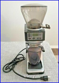 Baratza Sette 270 Programmable Dosing Coffee Grinder Black