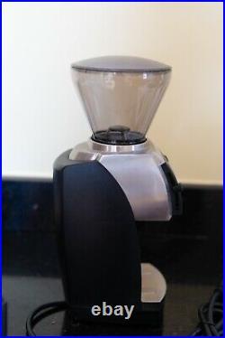 Baratza Vario Ceramic Flat Burr Coffee Grinder plus extra steel burrs