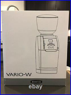 Baratza Vario-W Ceramic Burr Coffee Grinder