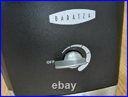 Baratza Virtuoso Conical Burr Grinder, Operations Manual PLUS Many Upgrades