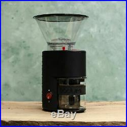 Bodum Bistro Electric Burr Coffee Grinder in Black