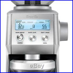 Breville BEP920BSS the Dynamic Duo Dual Boiler + Smart Grinder Pro -RRP $1999.00