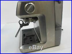 Breville BES870XL Barista Express Automatic Espresso Machine with grinder