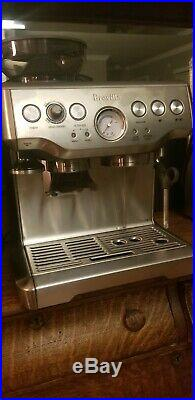 Breville Barista Express BES870XL Espresso, Brews Well, but Grinder not working