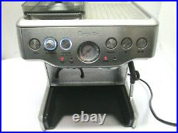 Breville Barista Express Espresso Coffee Machine BES860XL with Grinder AS IS