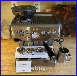 Breville Barista Express Espresso Machine with Grinder Pressure Issue