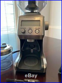 Breville Smart Coffee Grinder BCG800XL Stainless Steel TESTED