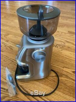Breville Smart Grinder BCG800XL Coffee Grinder Stainless Steel