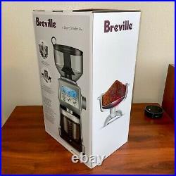 Breville Smart Grinder Pro for Espresso, Stainless Steel