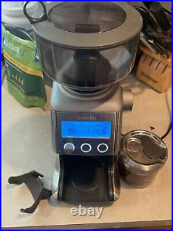 Breville The Smart Coffee Grinder Bean Grinder - Bcg800xl - Stainless Steel