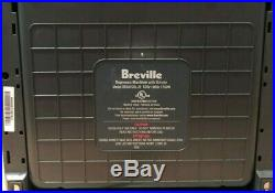 Breville the Barista Express Espresso Machine BES870XL Grinder not working