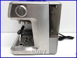 Breville the Barista Express Espresso Machine with Grinder BES870XL Silver