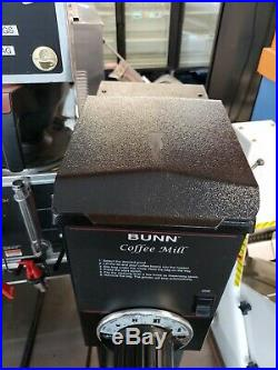 Bunn 22100.0000 3lb Bulk Coffee Bean Grinder