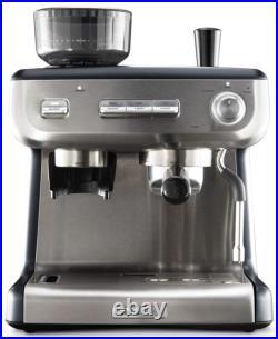 Calphalon Espresso Machine with Grinder and Wand Temp IQ BVCLECMPBM1 Open Box
