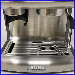 Calphalon Temp iQ Espresso Machine Grinder Steam Wand/Frother Cappuccino Latte