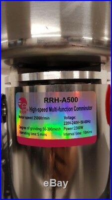 Commercial Electric Stainless Steel Masalah Grinder Spice Grinder Herb Grinder