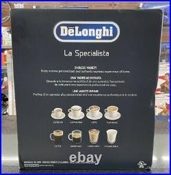 De'Longhi La Specialista Espresso Machine with Sensor Grinder EC9335M NOB