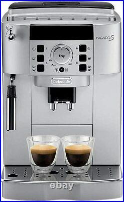 DeLonghi Coffee Machine Automatic Grinder Ecam 22.110 Sb Magnifica S