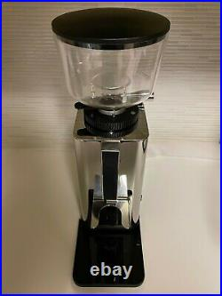 ECM S-Manuale 64 Stainless Steel Coffee Grinder Espresso (Made in Italy)