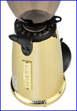 Elektra Mini Verticale A1 Machine & Grinder MSDO Espresso Golden Combo Set 110V