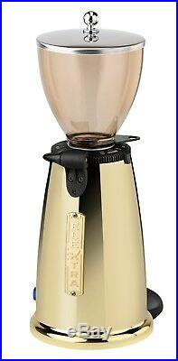 Elektra Mini Verticale A1 Machine & Grinder MSDO Espresso Golden Combo Set 220V