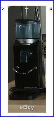 Espresso Machine Rancilio Silvia M & Rocky doserless Grinder