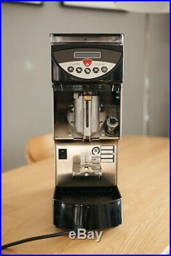 Eureka Mythos Plus Espresso Coffee Grinder like Victoria Arduino / Nuova Simo