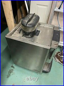 Faema X2 Granditalia Automatic Espresso Machine Capuccino For Parts