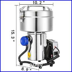Grinding Machine For Grain Electric Grain Grinder 1500G, Powder Grinding Machine