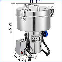 Grinding Machine For Grain Electric Grain Grinder 2000G, Powder Grinding Machine
