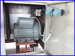 Hammer Universal Mill Pulverizer Chemical Grain Medcine Grinder Machine110V