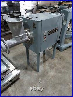 Hobart 4146 Commercial Stainless Steel 5HP Meat Grinder 200V