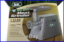 LEM #8 Electric Meat Grinder 575 Watt