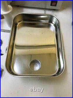 LEM BIG BITE NO. 8 1/2HP MEAT FOOD GRINDER Never Used Floor Sample