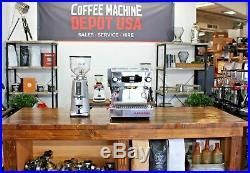 La Marzocco Linea Mini Commercial Espresso Machine & Fiorenzato F4 Nano Grinder