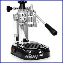 La Pavoni EN Europiccola Manual Lever Espresso & Machine Mahlkonig Vario Grinder