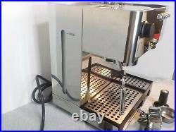 La Pavoni Napolitana Espresso Machine with Built-In Grinder PA-1200