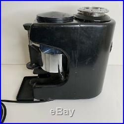 La Pavoni Zip Black Commercial Espresso Coffee Grinder