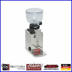Lelit Fred Stepless, Doserless Espresso Coffee Grinder PL044MM