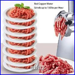 Maquina De Moler Carne Molinillo Electric Moledora Moledor Electrico Para Picar